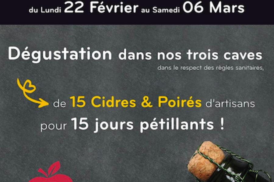 Quinzaine du Cidre & Poiré